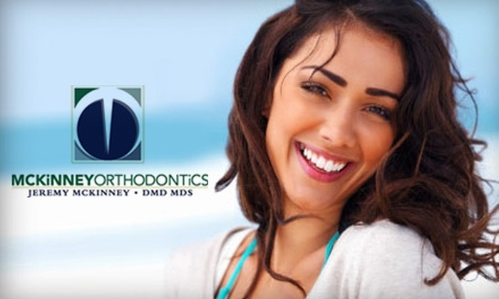 McKinney Orthodontics - Fayette: $49 for an Initial Orthodontic Exam, X-rays, and Models ($325 Value) and $500 Off Treatment Cost at McKinney Orthodontics
