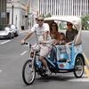 Half Off Pedicab Restaurant Tour for Two