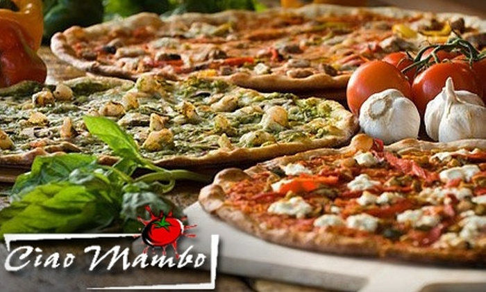 Ciao Mambo - North Park: $15 for $30 Worth of Italian Fare and Drinks at Ciao Mambo