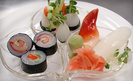 $25 Groupon to Sushi Shoya - Sushi Shoya in Madeira Beach