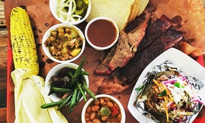Burnt Ends: Barbecue at Burnt Ends (Up to 42% Off). Two Options Available.