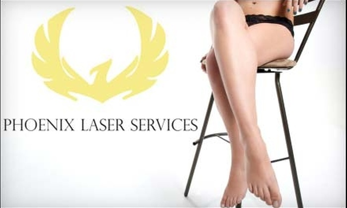 Phoenix Laser Services - 5: $99 for Laser Vein Therapy at Phoenix Laser Services ($200 Value)