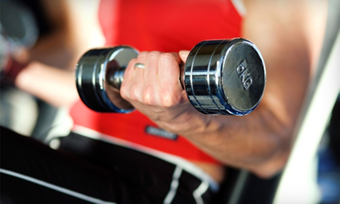 Applied Fitness - Williamsville: $30 for Five Semiprivate Personal-Training Sessions at Applied Fitness in Williamsville ($150 Value)