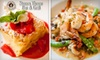 Stones Throw Bar & Grill - OOB - Chelsea: $20 for $40 Worth of Contemporary American Fare and Non-Alcoholic Drinks at Stone's Throw Bar & Grill