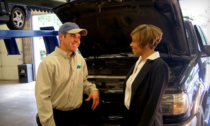 Honest-1 Auto Care - Multiple Locations: $60 for a One-Year Club Card from Honest-1 Auto Care in Glendale ($150 Value)