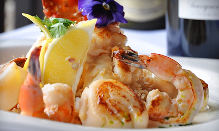 Euro Asian Bistro - Port Chester: $20 for $40 Worth of Sushi and Asian Fusion Fare for Dinner at Euro Asian Bistro in Port Chester