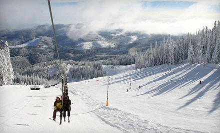 Level I Package with Group Lesson, Rental, and Lift Ticket to Chair 5 (a $69 value) - Mt. Spokane Ski & Snowboard Park in Mead