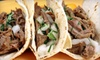 Cheeky Taqueria - Multiple Locations: Classic Mexican Fare and Drinks for Dinner or Lunch at Cheeky