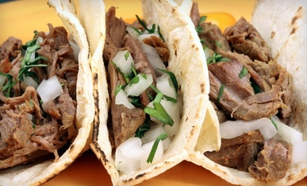 Cheeky: $14 Worth of Classic Mexican Fare and Drinks for Lunch. - Cheeky in Suwanee