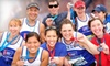 American Cancer Society - DetermiNation - Downtown: Entry Fee and Training Program for Marathon or Half Marathon from DetermiNation. Two Options Available.