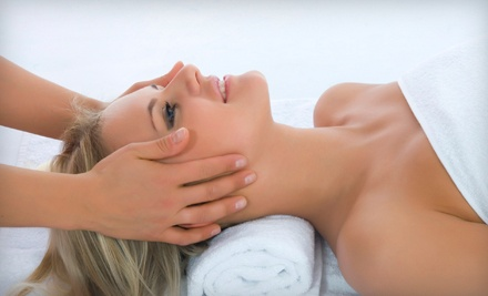 Stress Solutions Spa: 1 European Facial - Stress Solutions Spa in Watchung