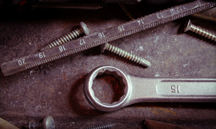 Overland Hardware - Overland: $10 for $20 Worth of Hardware, Tools, and Gardening Supplies at Overland Hardware