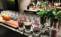 Gin Tasting with Sandwiches and Pastries for One or Two from Liquor & All Sorts (Up to 36% Off)