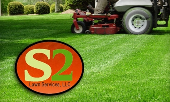 S2 Lawn Services - Huntsville: $25 for $50 Worth of Lawn Maintenance from S2 Lawn Services