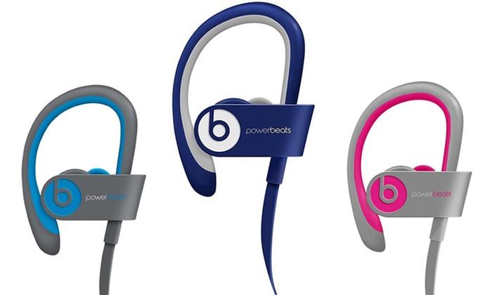 Beats by Dr. Dre Powerbeats 2 Wireless In-Ear Headphones (Refurbished)