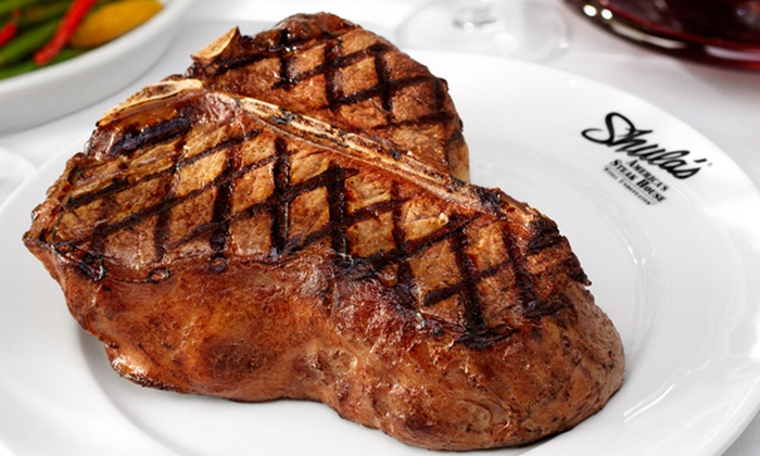 Shula's 2 Steak & Sports - Independence: Steakhouse Fare for Dinner at Shula's 2 Steak & Sports (50% Off)