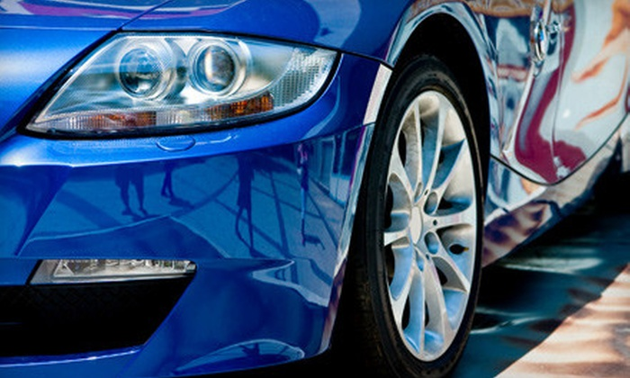 Lion Solutions - Downtown: On-Location Superior or Lion Luxury Auto Detail from Lion Solutions (54% Off)