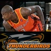 Albuquerque Thunderbirds - Fairgrounds Addition: $15 for Two Box-Seat Tickets to Albuquerque Thunderbirds vs. Erie BayHawks ($40 Value). Buy Here for Friday, March 12, at 7 p.m. Click Below for Additional Games.