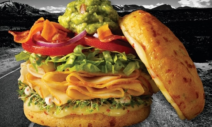 Schlotzsky's - Vista del Sol East: $6 for $12 Worth of Sandwiches, Pizza, and Casual Fare at Schlotzsky's