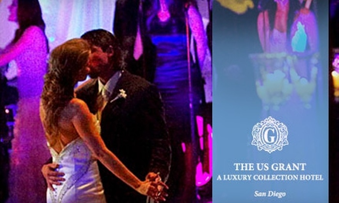 The US Grant Hotel - Core-Columbia: $20 for Two Tickets to Wedding and Event Showcase on Sunday, February 27, at The US Grant Hotel