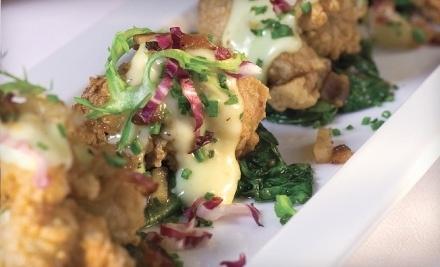 $40 Groupon to Silo Elevated Cuisine & Bar ($50 Sun.-Thur.) - Silo Elevated Cuisine & Bar in San Antonio