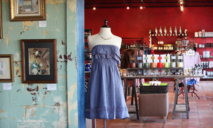 Atown - Allandale: $15 for $30 Worth of Gifts, Boutique Apparel, and Local Art at Atown