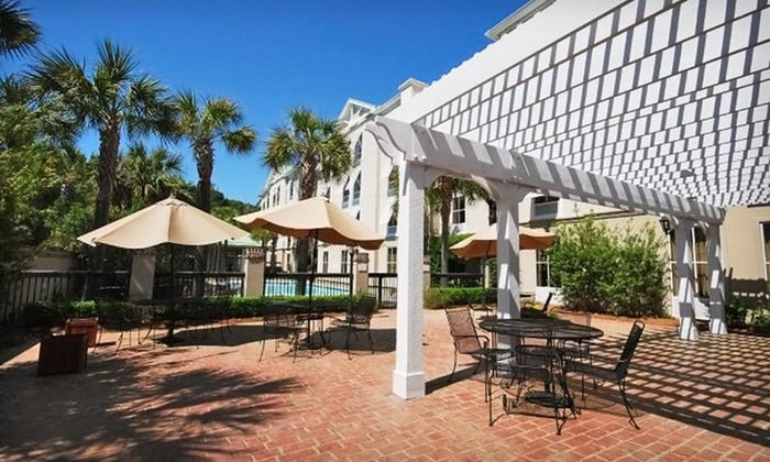 null - Charlotte: Stay at Hampton Inn & Suites Charleston/West Ashley in Charleston, SC