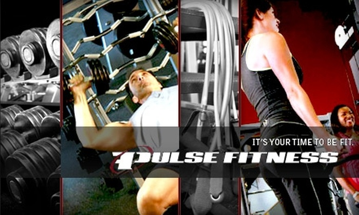 Pulse Fitness - North Scottsdale: $25 for Two Months of Gym Membership and Two 30-Minute Personal Training Sessions at Pulse Fitness ($262 Value)