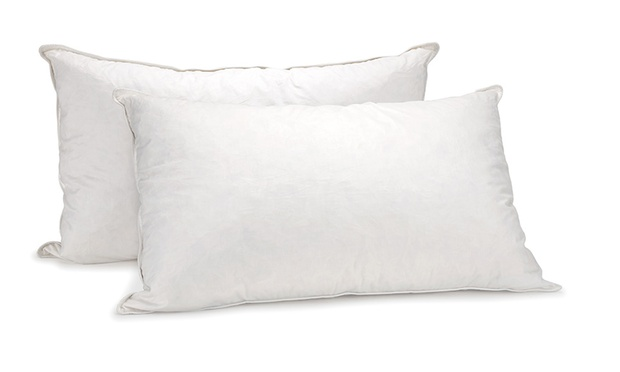 Tontine Natural Cotton Cover Pillows: Two ($25) or Four ($39) (Dont Pay Up to $98)
