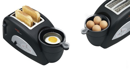 Tefal Toast and Egg Toaster with Egg Boiler