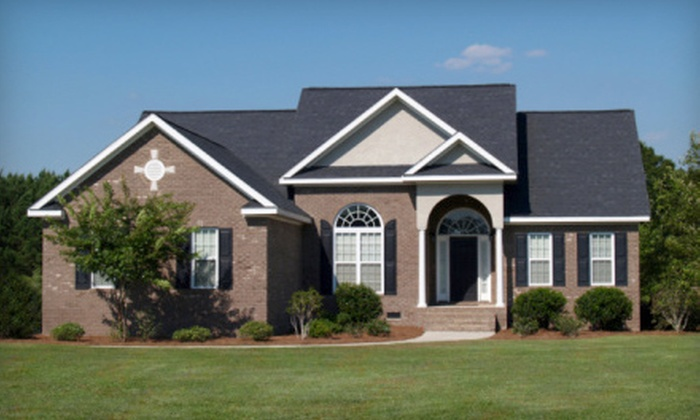 Hendrick Home Improvements - Baton Rouge: Pressure-Washing Services for a One- or Two-Story Home from Hendrick Home Improvements (Up to 56% Off)