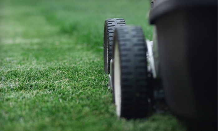 Mother Earth's Lawn Care - Sunset Village: Two Hours of Lawn-Care Services or Two Snow Removals from Mother Earth's Lawn Care ($80 Value)
