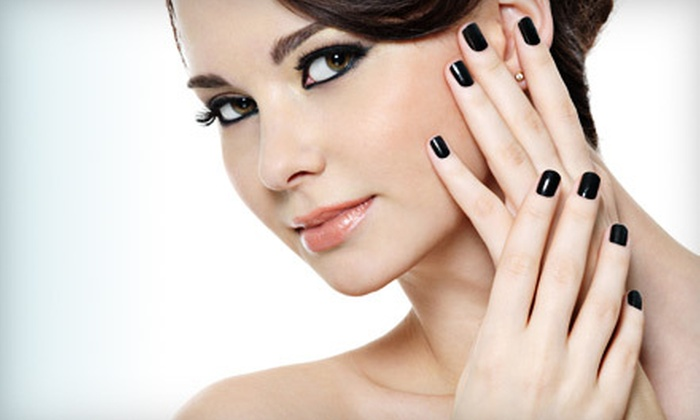 Nailz Plus - Winter Park: Shellac Manicure, Spa Pedicure, or Shellac Manicure and Spa Pedicure at Nailz Plus in Winter Park (Up to 57% Off)