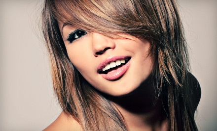 Haircut and Style, and a Deep-Conditioning Treatment - Styles Hair Salon in Hesperia