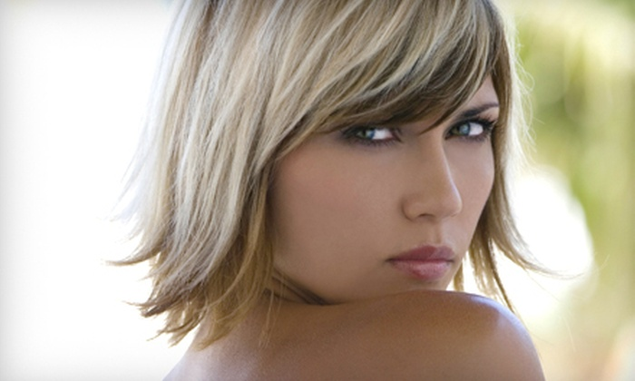Beauty on Broadway Salon - Dunedin: $45 for Partial Highlights, Haircut, and Conditioning Treatment at Beauty on Broadway Salon in Dunedin ($128 Value)