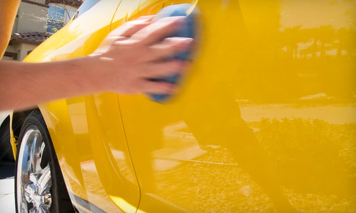 Park Place Hand Car Wash & Detailing - Third Lake: $79 for an Interior Detail and Exterior Hand Wash at Park Place Hand Car Wash & Detailing in Third Lake ($160 Value)