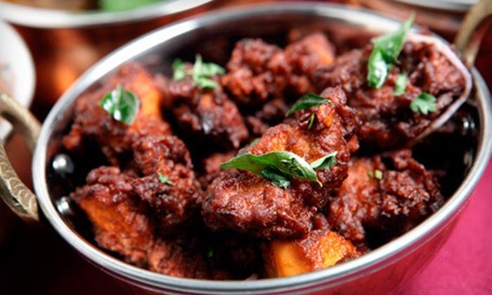 Sitar Indian Cuisine - Pasadena: $15 Worth of Authentic Indian Cuisine