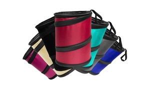 Waterproof Small Collapsible Car Trash Can