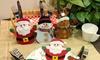 3, 6 o 9 copriposate natalizi