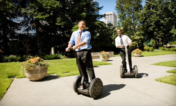 DeTours Touring - Center City East: 1.5-Hour Segway Tour of Philadelphia from DeTours Touring. Two Options Available.