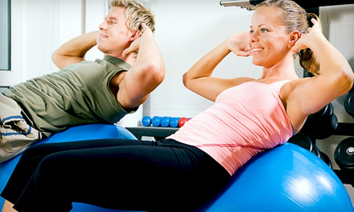 Foundation Fitness - Multiple Locations: $50 for Two Personal-Training Sessions at Foundation Fitness ($158 Value)
