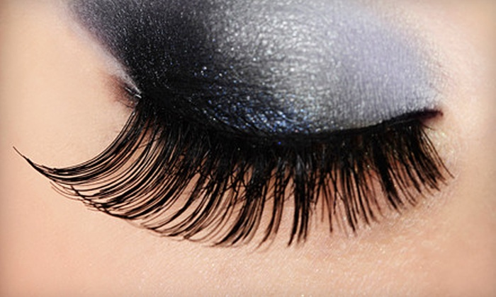 Lashes de Bella - Bouldin: Partial or Full Set of Eyelash Extensions at Lashes de Bella (Up to 67% Off)