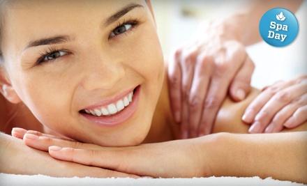 30-Minute Aromatherapy or Shiatsu Massage (a $40 value) - Ziva Organic Spa in Courtenay