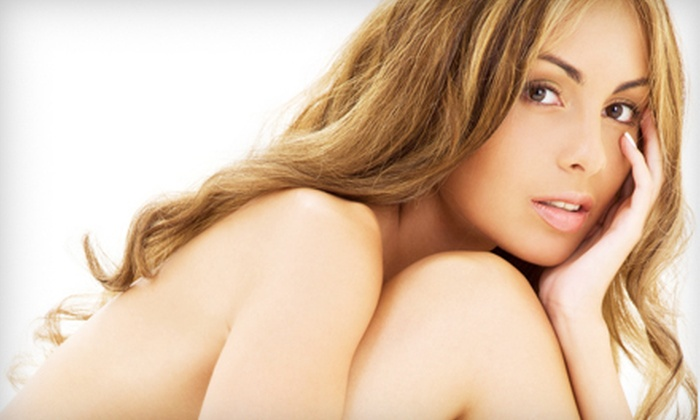 Midwest Medical Aesthetics - Leawood: Laser Hair-Removal Treatments with Cooling Spray on Small, Medium, or Large Area at Midwest Medical Aesthetics in Leawood (Up to 70% Off)