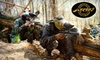 Jaegers Paintball Complex - Kansas City: $24 for Admission, Gear Rental, and 500 Rounds at Jaegers Paintball Complex