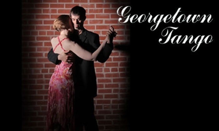 Georgetown Tango - Downtown: $10 for a Three-Hour Argentine Tango Class at Georgetown Tango ($20 Value)