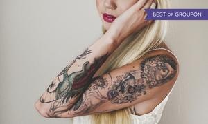 Graff Tattoo: Wykonanie tatuażu cieniowanego (od 119 zł) lub kolorowego (od 219 zł) w Graff Tattoo przy Rynku Głównym