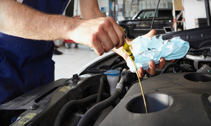 Lawson Tire & Automotive - Austin: $15 for an Oil and Filter Change at Lawson Tire & Automotive ($30 Value)
