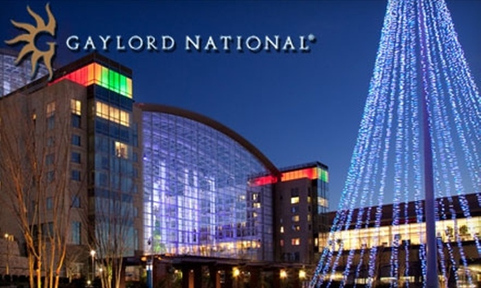 Gaylord National Resort & Convention Center - Fort Washington: $239 for an Overnight Stay in a One-Bedroom Executive Suite at Gaylord National Resort & Convention Center (Up to $600 Value)