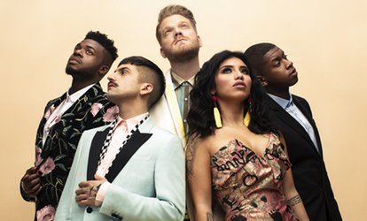 image for Pentatonix on September 2 at 8 p.m. (Special Early Bird Offer)